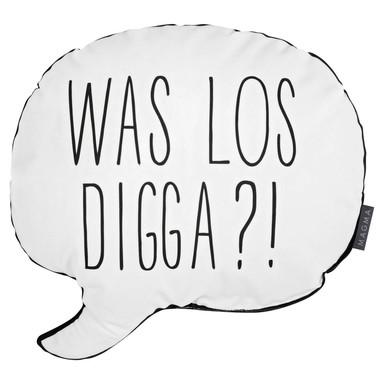 Kissen Was los Digga?! - Bild 1
