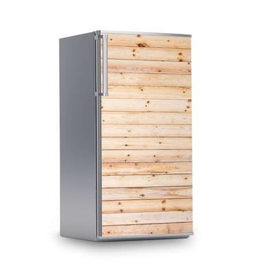 Kühlschrankfolie 60x120cm - Bright Planks- Bild 1