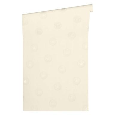 Versace wallpaper Tapete Vanitas grau, weiss