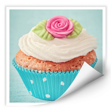 Wallprint Sweet Cupcake