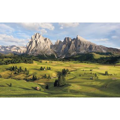 Fototapete Alpen