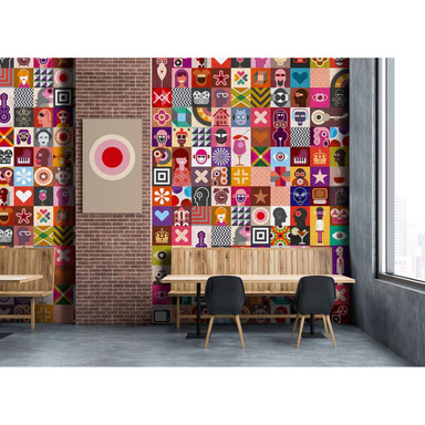Livingwalls Fototapete Walls by Patel 2 come as you are 1 - Bild 1