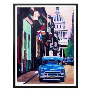 Poster Bleichner - Havanna-Feeling