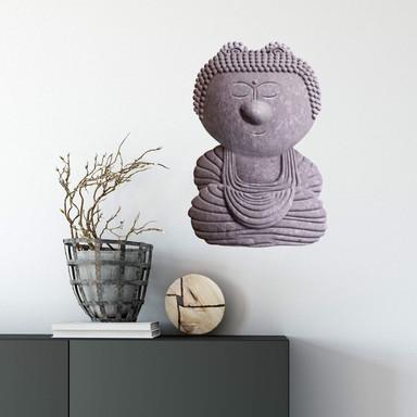 Wandsticker Gelini Buddha