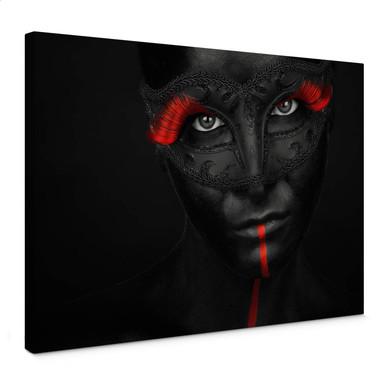 Leinwandbild Petkov - Dark Passion