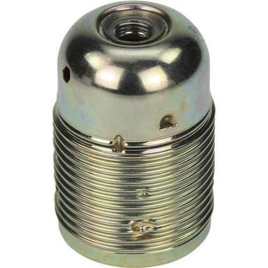 Metall-Fassung Mit Gewinde E27 - 46050