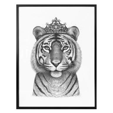 Poster Korenkova - The Tigress Queen