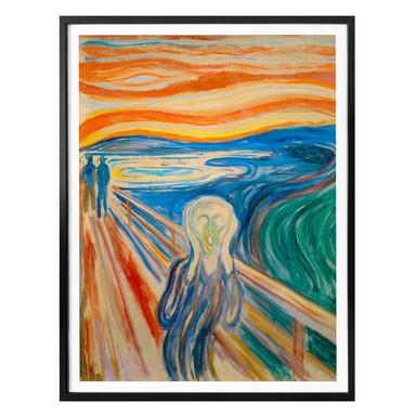 Poster Munch - Der Schrei