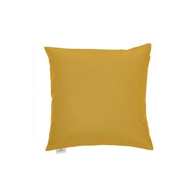 Tom Tailor Kissenhülle T-Dove Basic 50x50 cm gelb - Bild 1