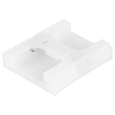 Verbinder Für 20mm Profil-LED Strip Standard in Weiss