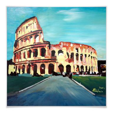 Poster Bleichner - Colosseum