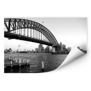 Wallprint Sydney Harbour Bridge