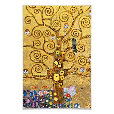 Giant Art® XXL-Poster Tree of Life Swirl - 115x175cm