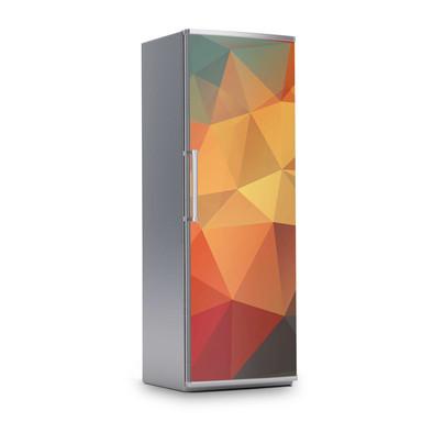 Kühlschrankfolie 60x180cm - Polygon- Bild 1