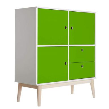 Möbelfolie - Uni Lindgrün