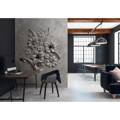 Livingwalls Fototapete Walls by Patel 2 relief 1 - Bild 1