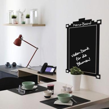 Tafelfolie Memo-Board
