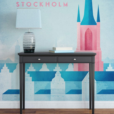 Fototapete Rivers - Stockholm