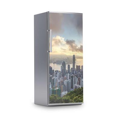 Kühlschrankfolie 60x150cm - Hong Kong- Bild 1