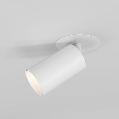 LED Einbauleuchte Can in Weiss-Matt 7.7W 502lm