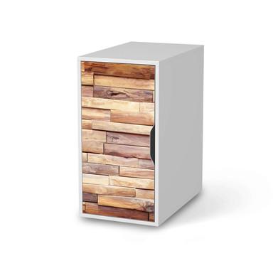 Möbelfolie IKEA Alex Schrank - Artwood