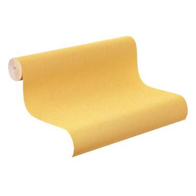 Rasch Mustertapete Vliestapete Florentine Uni gelb