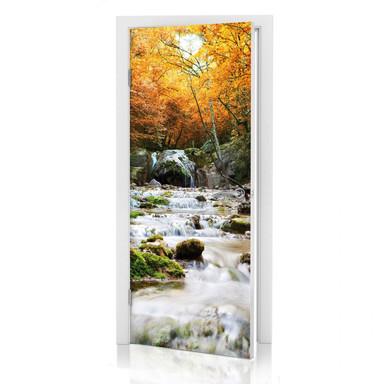 Türdeko Autumn Waterfall - Bild 1