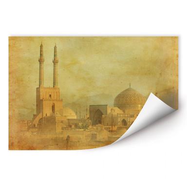 Wallprint Moschee