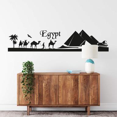 Wandtattoo Egypt