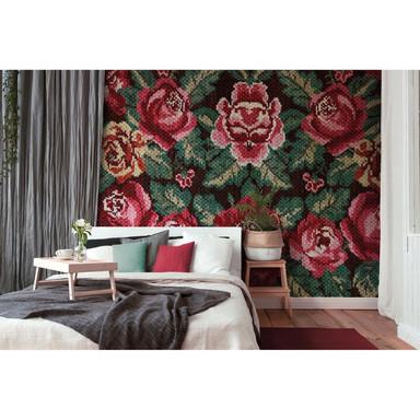 Architects Paper Fototapete Atelier 47 Folklore Blumen - Bild 1