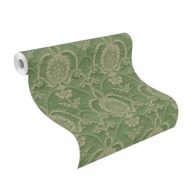 Rasch Vliestapete Trianon XII grün