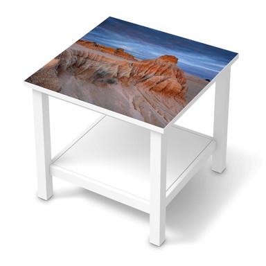 Möbel Klebefolie IKEA Hemnes Tisch 55x55cm - Outback Australia- Bild 1