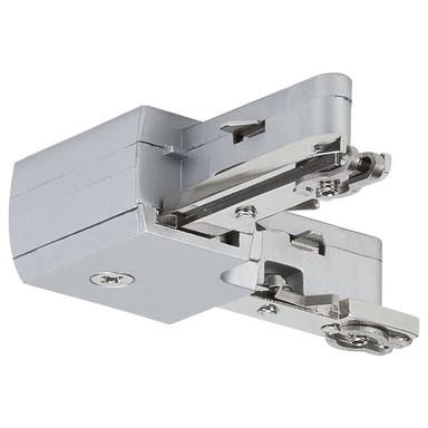 URail System Light&Easy L-Verbinder Chrom-matt starr