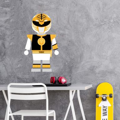Wandtattoo Gomes - Power Ranger Spielzeug