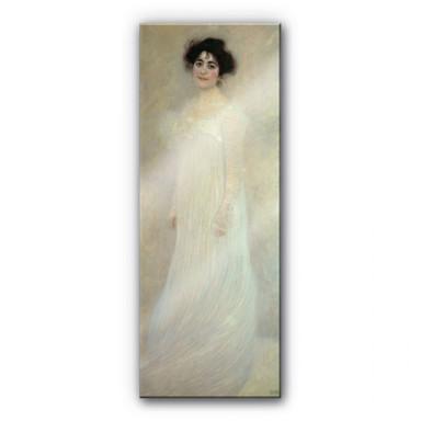 Acrylglasbild Klimt - Bildnis: Serena Lederer
