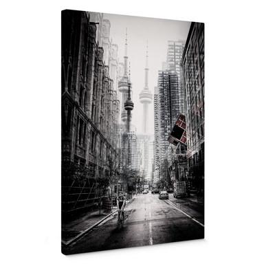 Leinwandbild Chiriaco - Strassen in Toronto