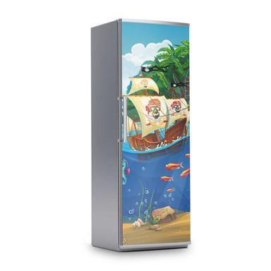 Kühlschrankfolie 60x180cm - Pirates