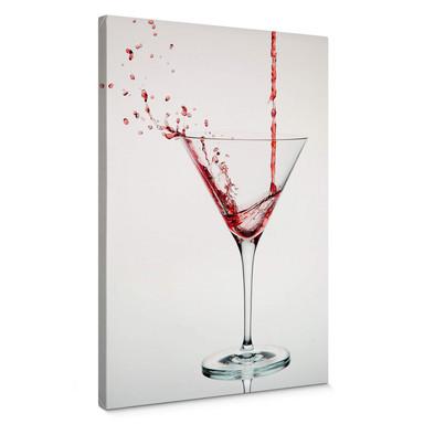 Leinwandbild Pabst - Cocktail