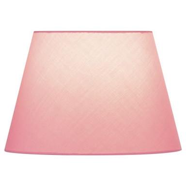 Leuchtenschirm Fenda, konisch, pink, 300 mm