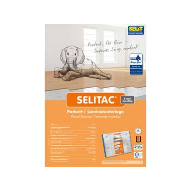 Selitac 5mm Dämmung Aqua-Stop Faltplatte