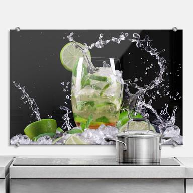 Spritzschutz Splashing Mojito