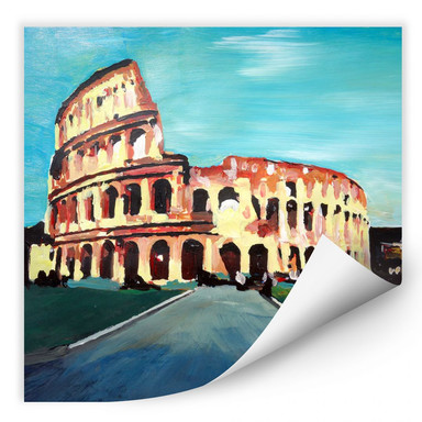 Wallprint Bleichner - Colloseum