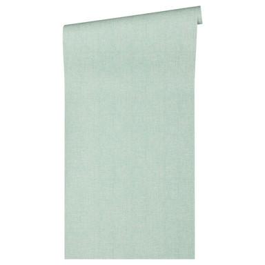 Architects Paper Vliestapete Absolutely Chic Tapete in Textil Optik metallic, blau, grün