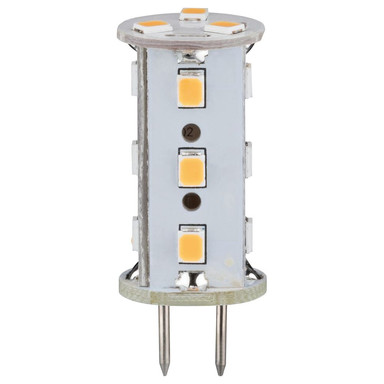 LED Stiftsockel 2.5 Watt GY6.35 Warmweiss 12 V 170lm