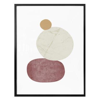Poster Nouveauprints - Pebbles 2