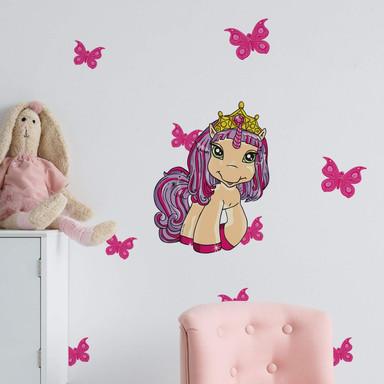 Wandsticker Filly Unicorn Beauty Kirina
