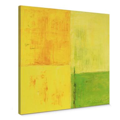 Leinwandbild Schüssler - Spring Composition II