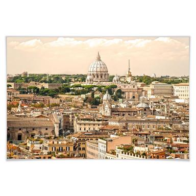 Poster Rom Panorama