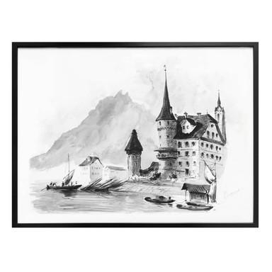 Poster Sargent - Luzern