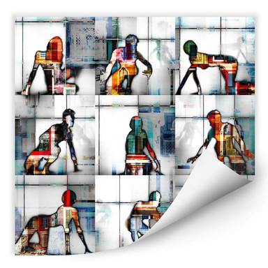 Wallprint Shrayer - Body Language 56